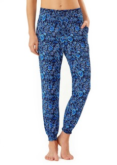 Tommy Bahama Woodblock Cover-Up Joggers