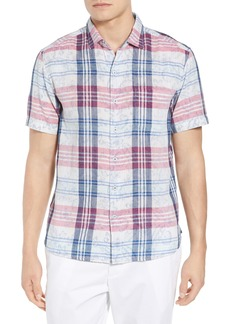 Tommy Bahama Zuma Plaid Sport Shirt