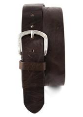 Tommy BahamaLeather Belt