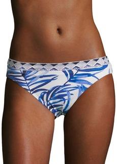 Tommy Bahama Tropical Leaf Bikini Bottom