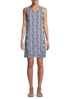 Tommy Bahama Tropical Vibes Mini Dress