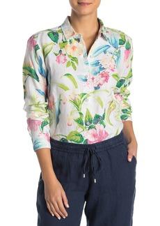 Tommy Bahama Tropicalia Long Sleeve Linen Shirt