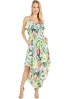 Tommy Bahama Tropolicious Maxi Dress Sleeveless