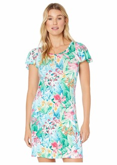 Tommy Bahama Valley Of Flowers Dress