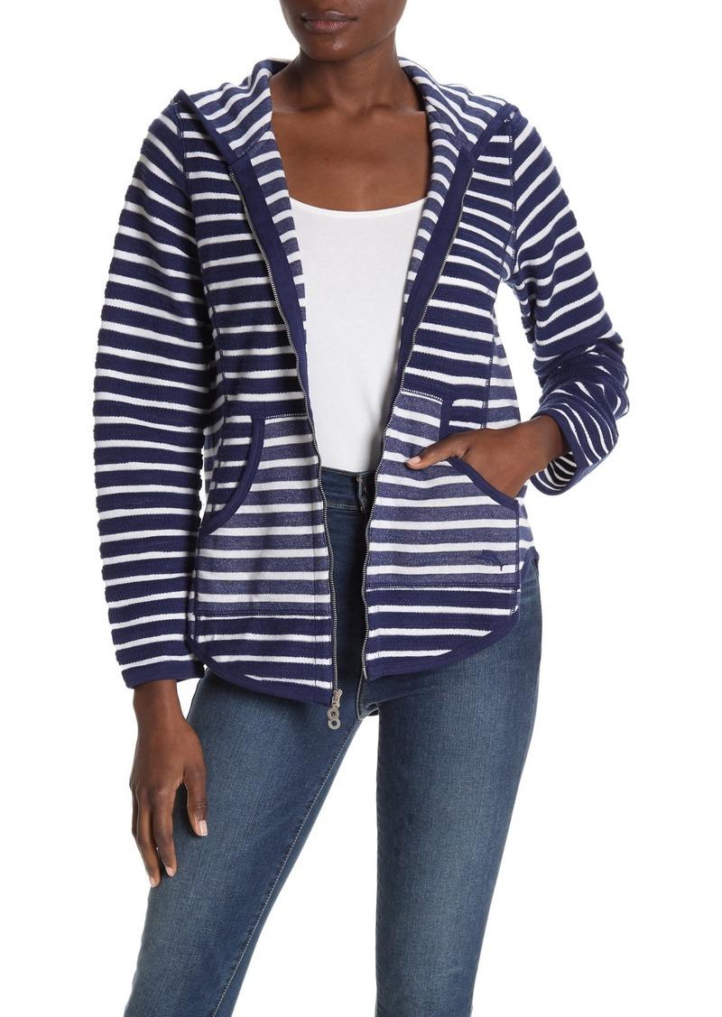 Tommy Bahama Villa Lines Full-Zip Sweatshirt