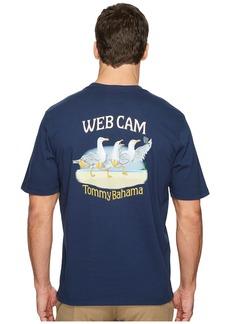 Tommy Bahama Web Cam Tee
