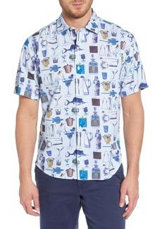 Tommy Bahama Well Stocked Classic Fit Shirt