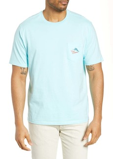 Tommy Bahama Wheel Deal Graphic T-Shirt