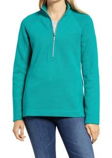 Women's Tommy Bahama New Aruba Half Zip Pullover