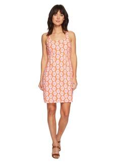 Tommy Bahama Wood Blockin Sleeveless Short Dress