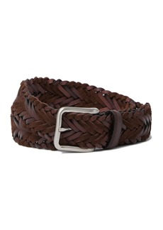 Tommy Bahama Woven Leather Belt