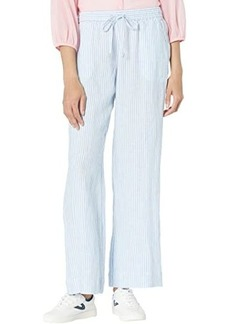 Tommy Bahama Yacht Me Knot Stripe High-Rise Pants