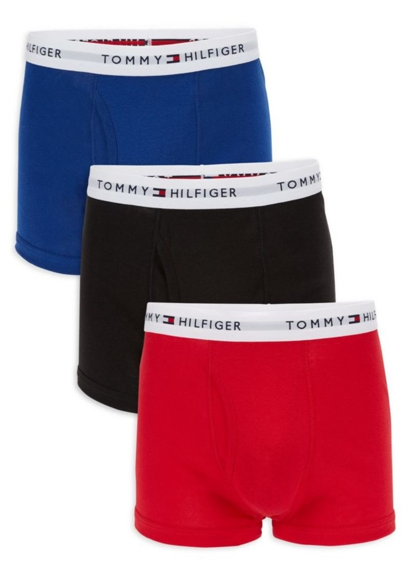 Tommy Hilfiger 3-Pack Cotton Boxer Briefs