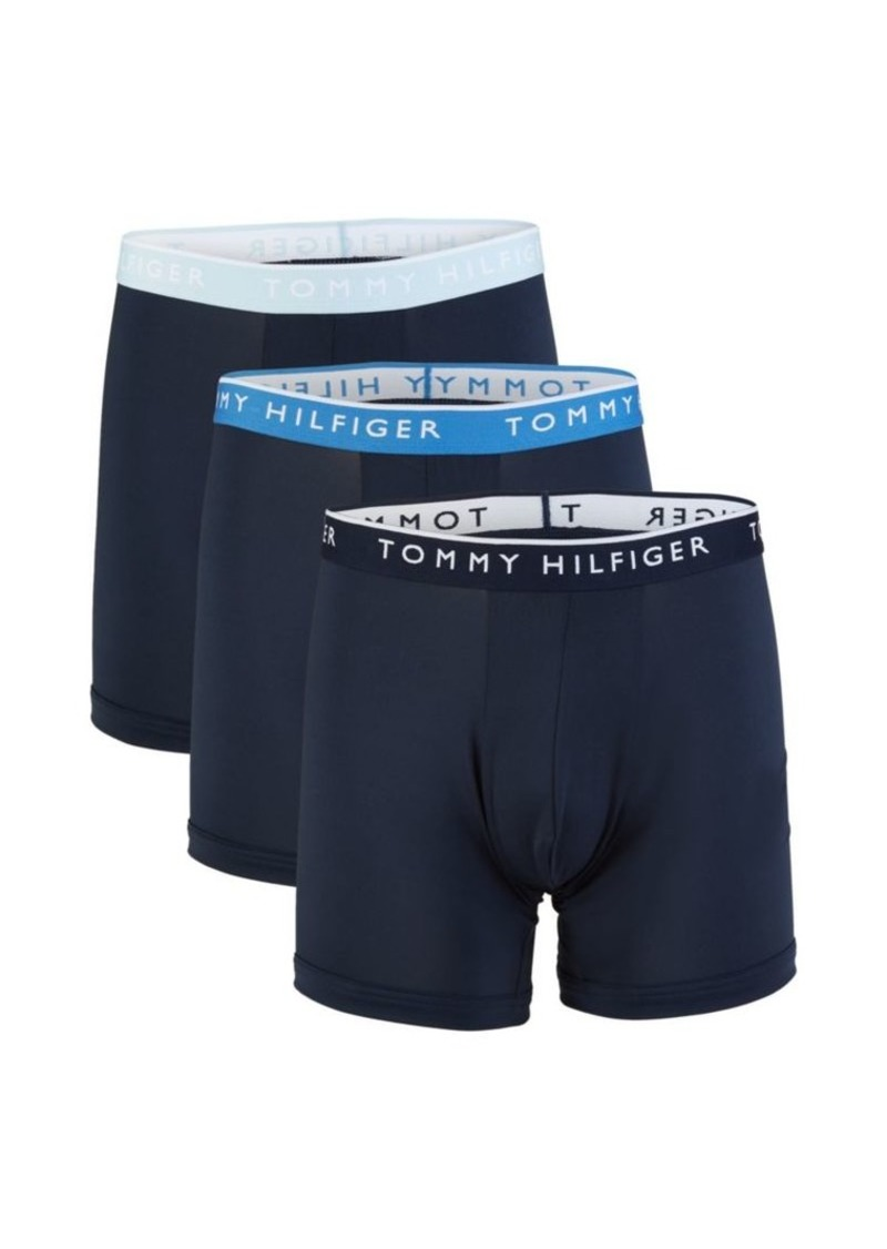 Tommy Hilfiger 3-Pack Logo Stretch Boxer Brief