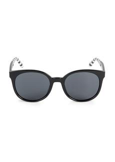 Tommy Hilfiger 52MM Round Sunglasses