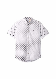 Tommy Hilfiger Abbott Star Print Short Sleeve Shirt
