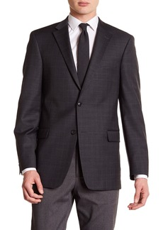 Tommy Hilfiger Adams Modern Fit Flex Performance Wool Blend Suit Separates Jacket - Extended Sizes Available