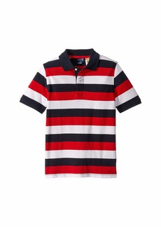 Tommy Hilfiger Adaptive Boys' Polo Shirt with Magnetic Buttons (Little Kids/Big Kids)
