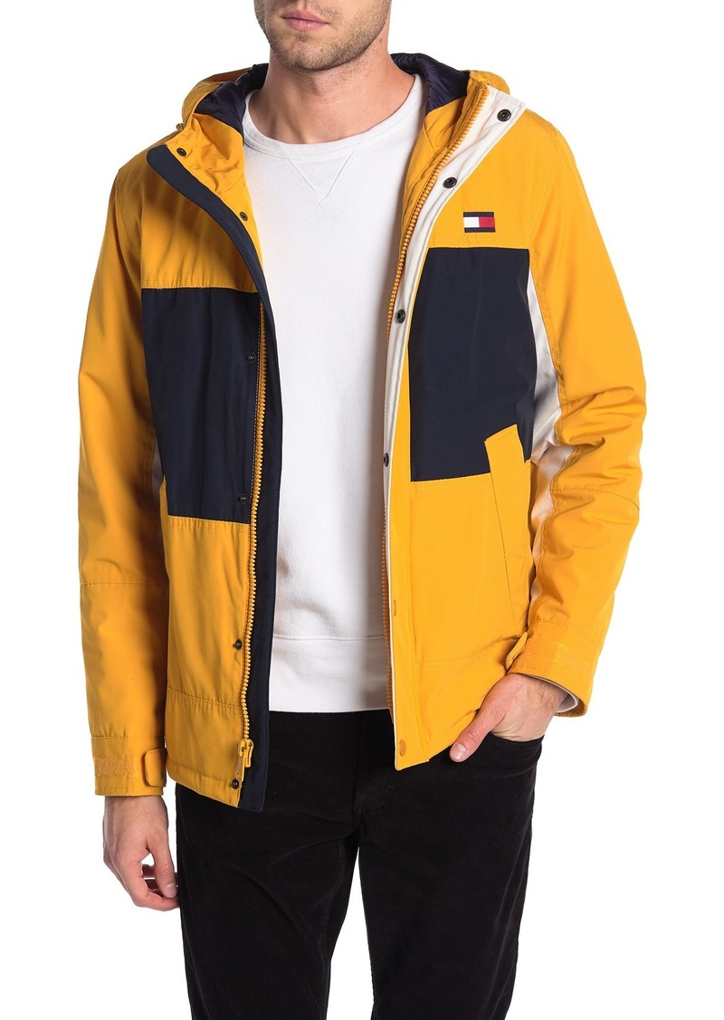 Tommy Hilfiger Arctic Cloth Storm Shield Shell Coat