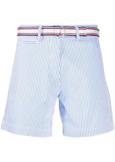 Tommy Hilfiger belted waist shorts