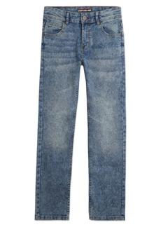 Tommy Hilfiger Big Boys Revolution Stretch Slim Fit Denim Jean