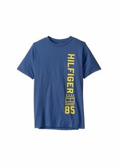 Tommy Hilfiger Bits Short Sleeve Crew Neck Tee Shirt (Big Kids)