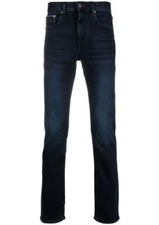 Tommy Hilfiger Bleecker slim fit faded jeans