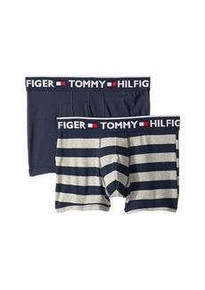 Tommy Hilfiger Bold Cotton 2-Pack Trunks