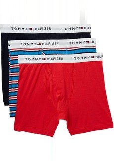 7d941f69bd5c Tommy Hilfiger 3-Pack Woven Boxers | Intimates - Shop It To Me