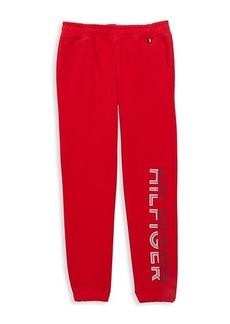 Tommy Hilfiger Boy's Logo Graphic Jogging Pants