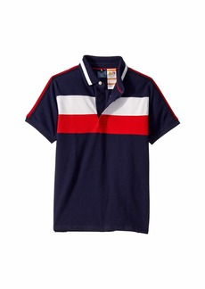 Tommy Hilfiger Boys' Polo Shirt with Magnetic Buttons (Little Kids/Big Kids)