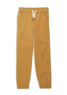 Tommy Hilfiger Boy's Stretch-Cotton Jogger Pants