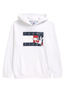 Boy's Tommy Hilfiger X Space Jam: New Legacy Kids' Graphic Hoodie