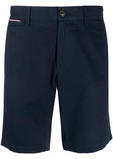 Tommy Hilfiger buttoned welt pocket shorts