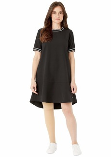Tommy Hilfiger Cameron Rib Trim Dress
