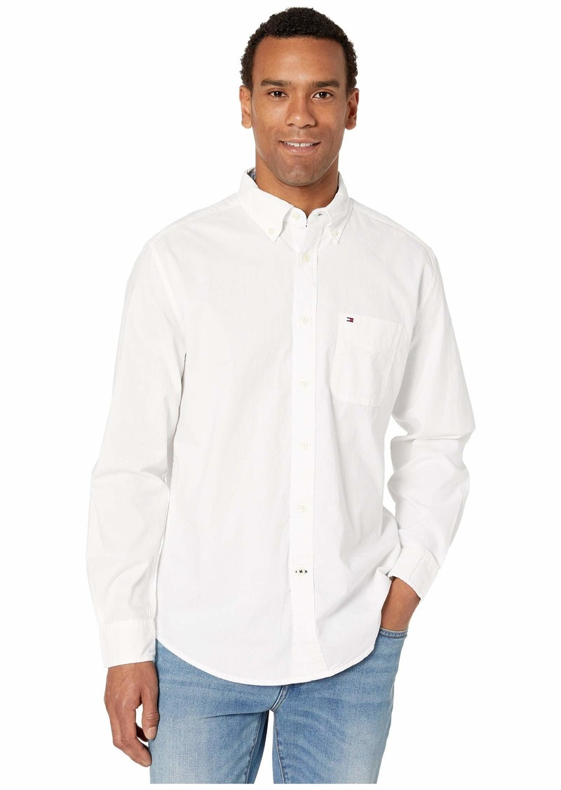 Tommy Hilfiger Capote Button Down Shirt Classic Fit
