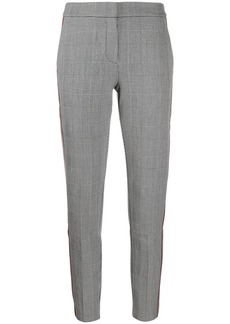 Tommy Hilfiger check pattern trousers