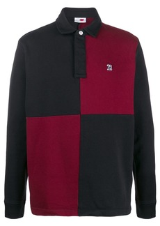 Tommy Hilfiger checked polo shirt