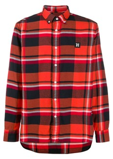 Tommy Hilfiger checked relaxed shirt