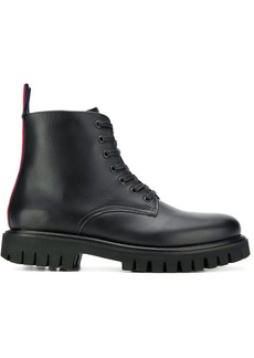 Tommy Hilfiger chunky lace-up boots
