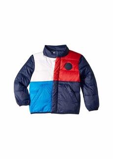Tommy Hilfiger Colorblock Down Jacket (Little Kids/Big Kids)