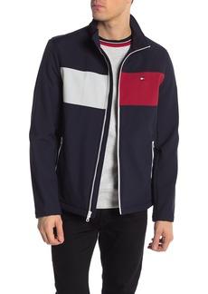 Tommy Hilfiger Colorblock Zip Front Jacket