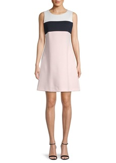 Tommy Hilfiger Colorblocked Shift Dress
