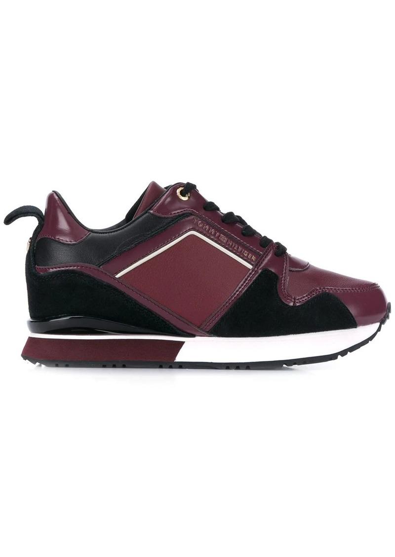 Tommy Hilfiger concealed wedge sneakers