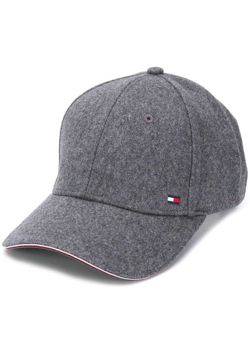 Tommy Hilfiger contrast piped baseball cap