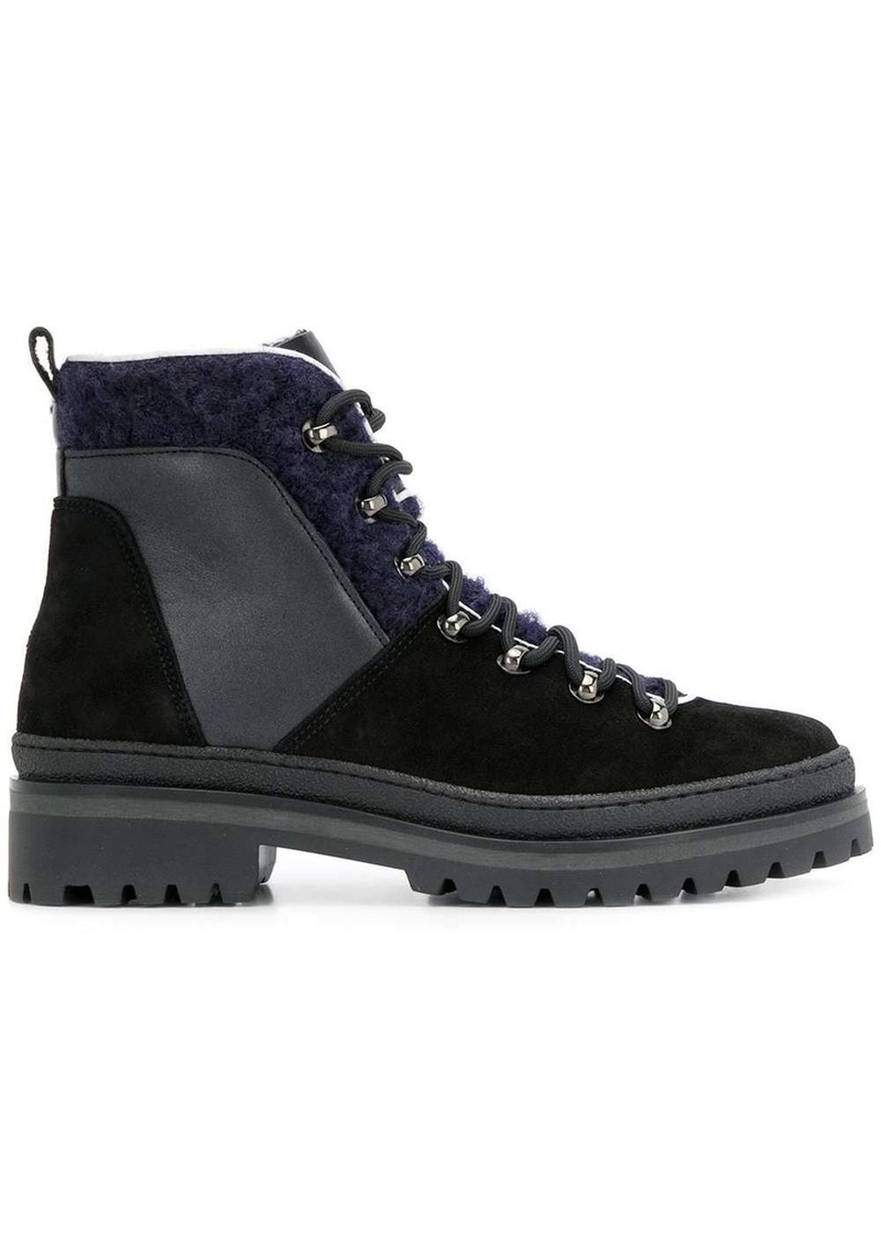 Tommy Hilfiger cosy lined outdoor boots