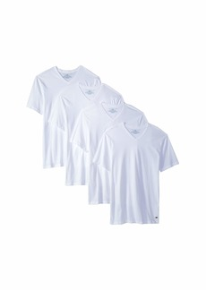 Tommy Hilfiger Cotton Classics 4-Pack Value Pack V-Neck