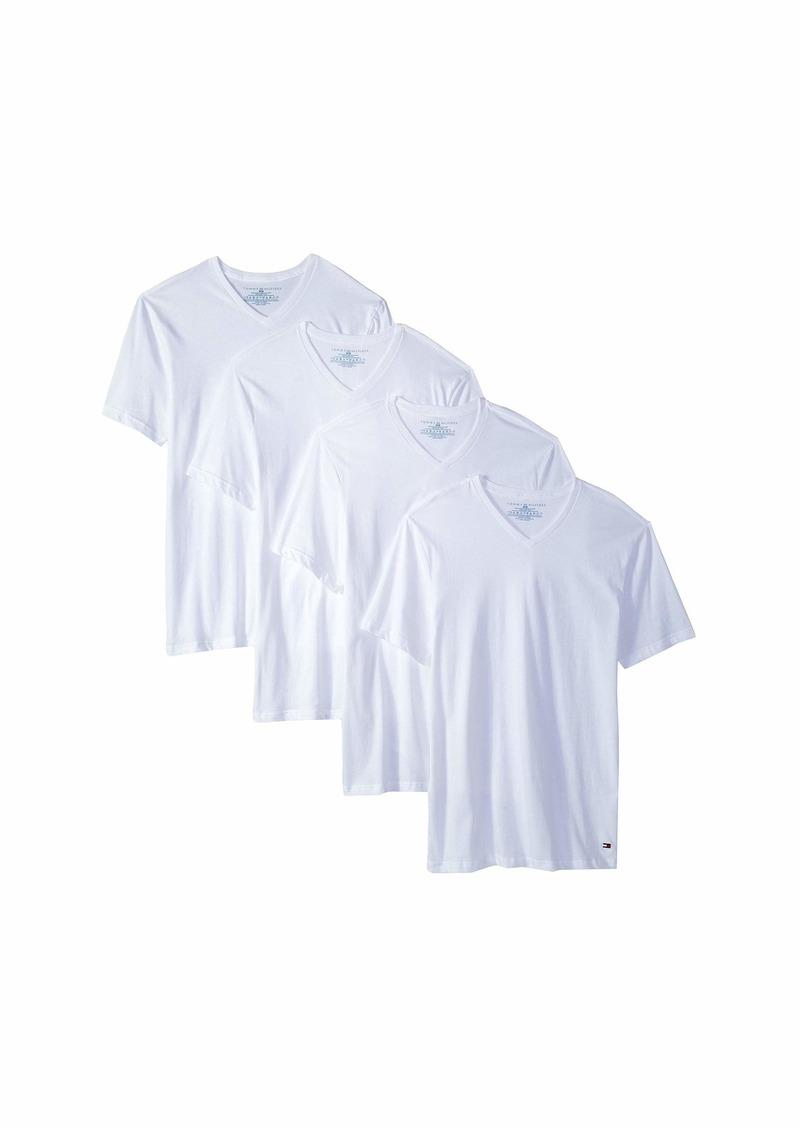 Tommy Hilfiger Cotton Classics 4-Pack Value Pack V-Neck