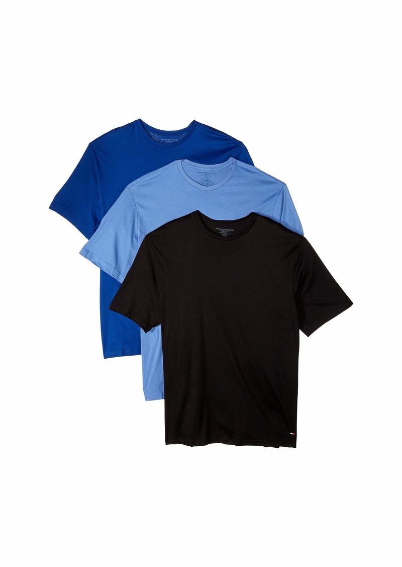 Tommy Hilfiger Cotton Classics Crew Neck T-Shirt 3-Pack