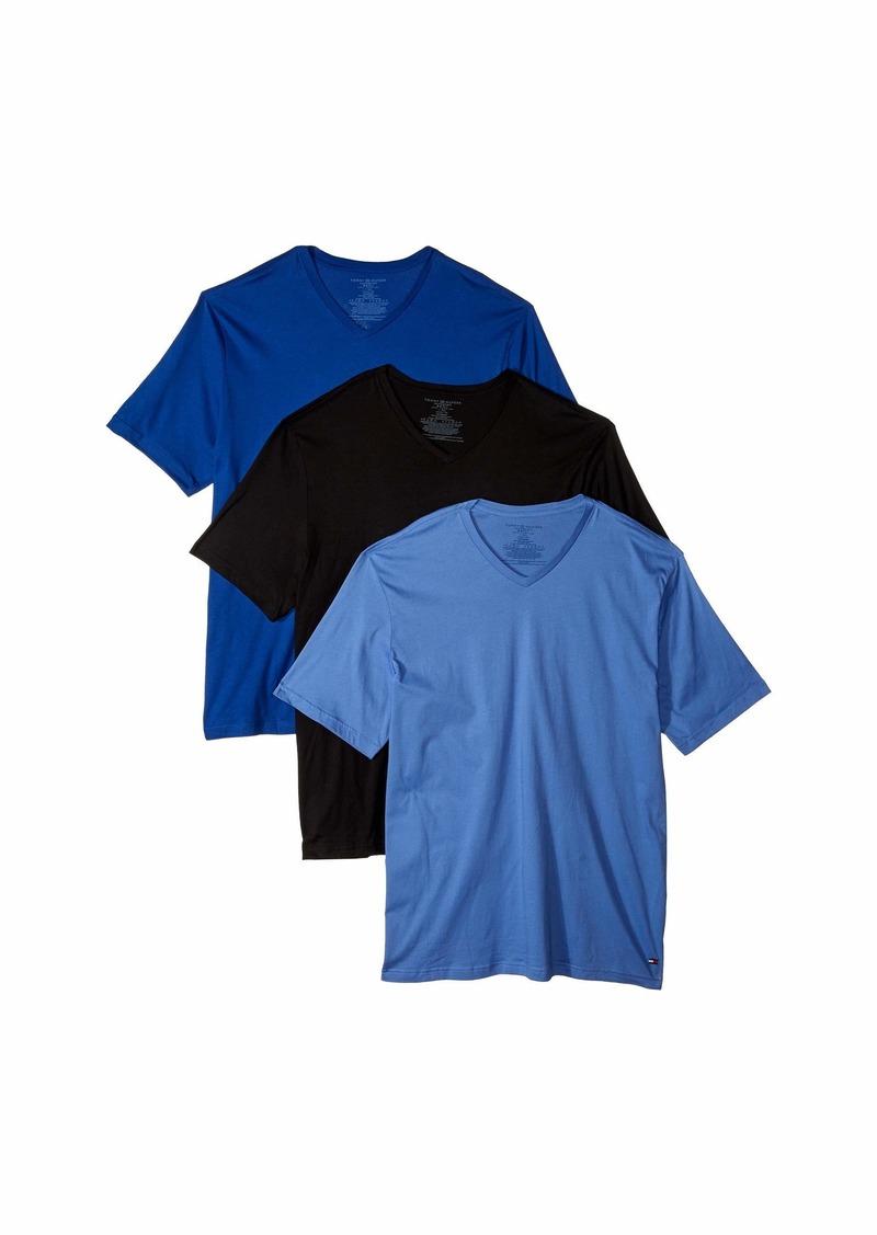 Tommy Hilfiger Cotton Classics V-Neck T-Shirt 3-Pack